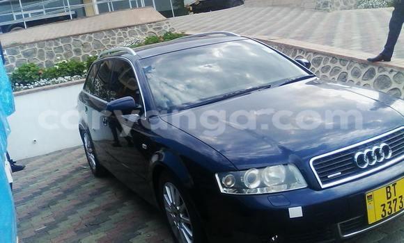 Buy Audi A3 Black Car in Limbe in Malawi