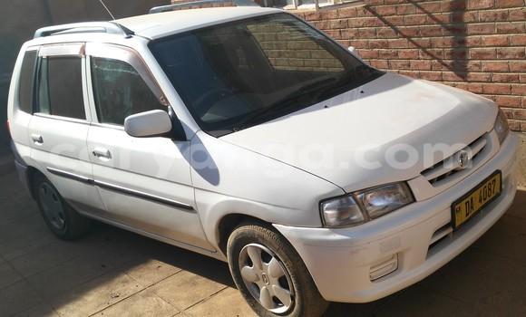 Buy Mazda 323 White Car in Lilongwe in Malawi