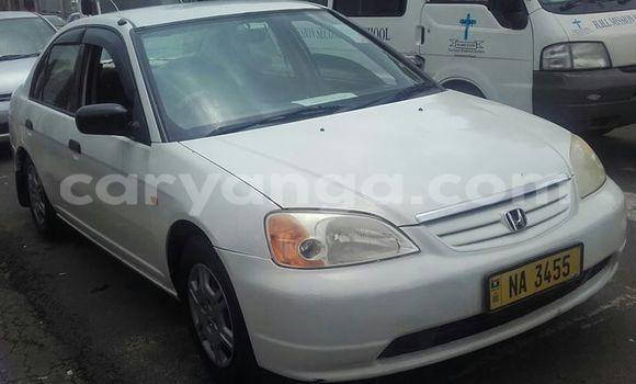 Buy Honda Civic White Car in Limbe in Malawi