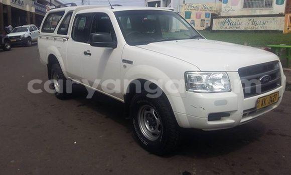 Buy Ford Ranger White Car in Limbe in Malawi