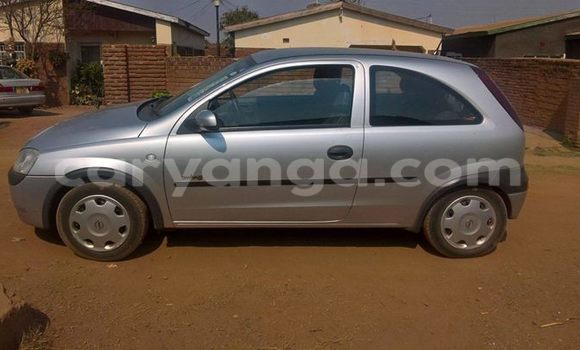 Buy Opel Vectra Silver Car in Limbe in Malawi