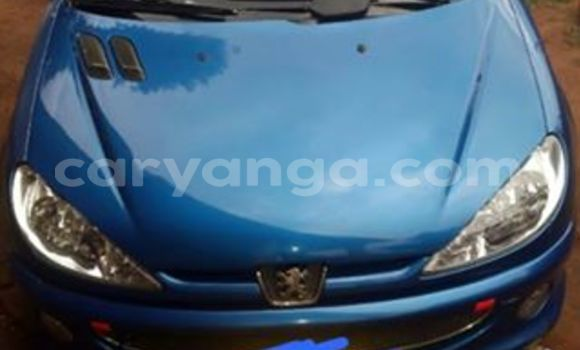Buy Peugeot 206 Blue Car in Limbe in Malawi