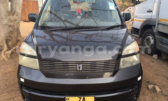 Buy Toyota Voxy Black Car in Blantyre in Malawi