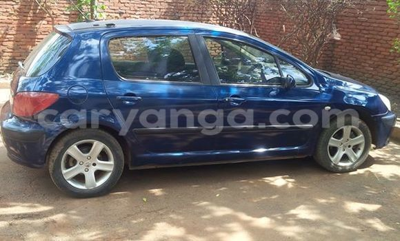Buy Peugeot 307 Blue Car in Limbe in Malawi