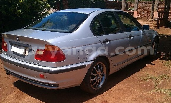 Buy BMW 3-Series Silver Car in Limbe in Malawi