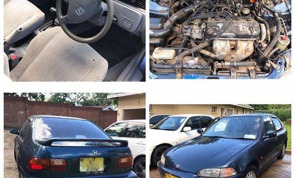 Buy Honda Civic Blue Car in Limbe in Malawi