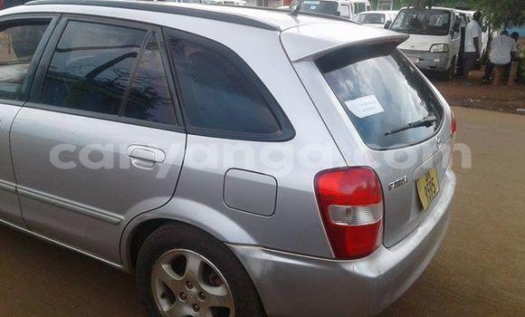 Buy Mazda Familia Silver Car in Limbe in Malawi