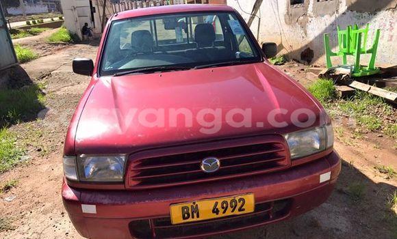 Buy Mazda B-series Red Car in Limbe in Malawi