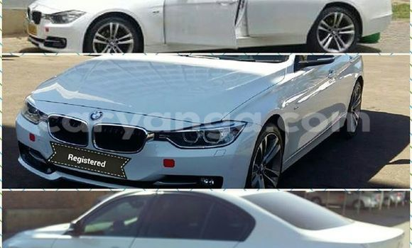 Buy BMW 3-Series White Car in Limbe in Malawi