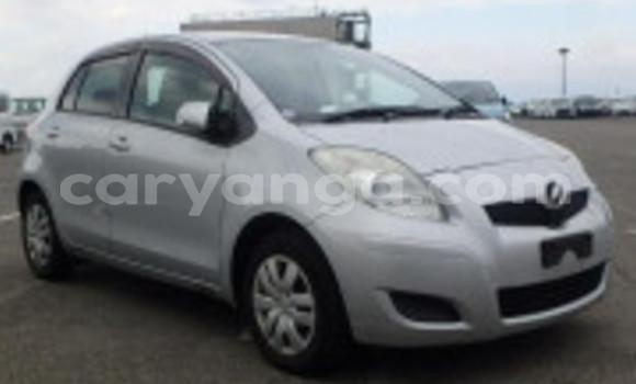 Buy Toyota Vitz Silver Car in Limbe in Malawi