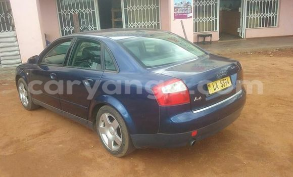 Buy Audi A4 Blue Car in Limbe in Malawi