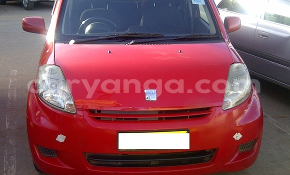 Buy Toyota Paseo Red Car in Lilongwe in Malawi