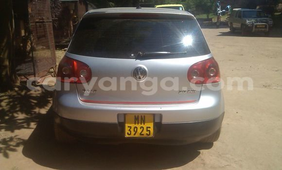 Buy Volkswagen Golf Silver Car in Blantyre in Malawi