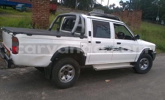 Buy Ford Pickup White Car in Limbe in Malawi
