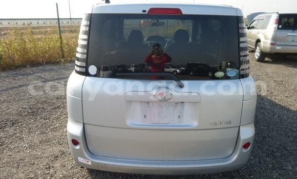 Buy Toyota Sienta Silver Car in Limbe in Malawi