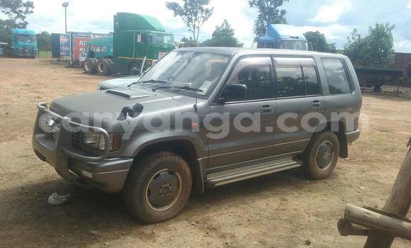 Buy Isuzu D-MAX Black Car in Lilongwe in Malawi
