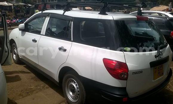 Buy Mazda Familia White Car in Limbe in Malawi