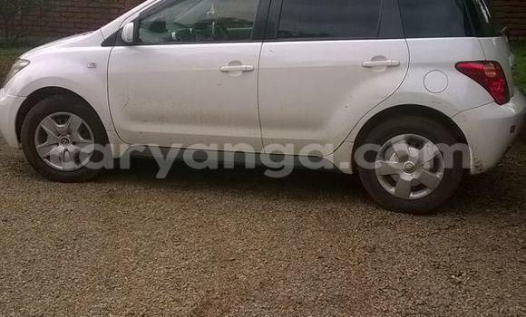 Buy Toyota IST White Car in Zomba in Malawi