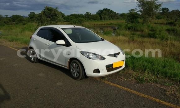 Buy Mazda Demio White Car in Lilongwe in Malawi