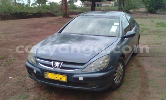 Buy Peugeot 607 Blue Car in Limbe in Malawi