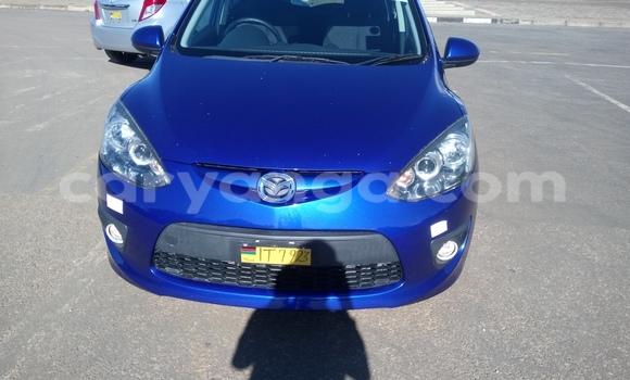 Buy Mazda Demio Blue Car in Lilongwe in Malawi