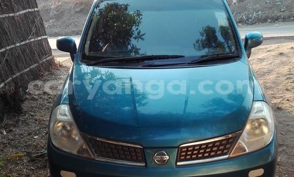 Buy Nissan Tilda Blue Car in Blantyre in Malawi