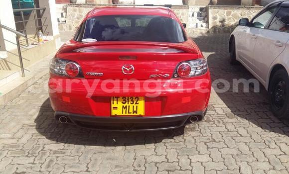 Buy Mazda RX-8 Red Car in Limbe in Malawi