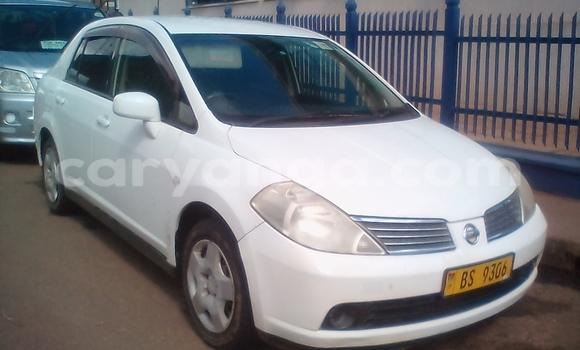 Buy Nissan Latio White Car in Blantyre in Malawi