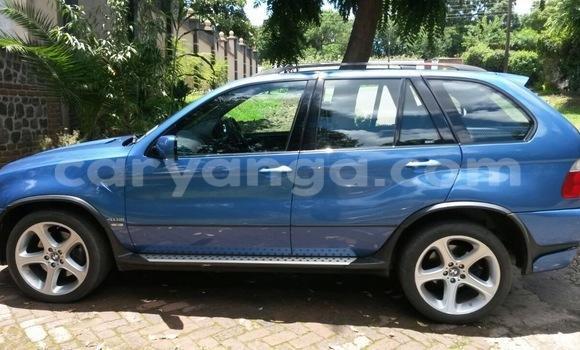 Buy BMW X5 Blue Car in Blantyre in Malawi