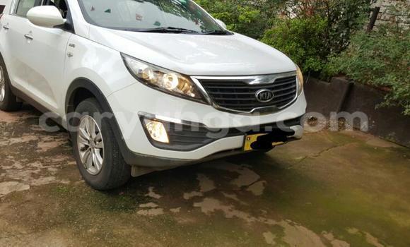 Buy Kia Sportage White Car in Zomba in Malawi