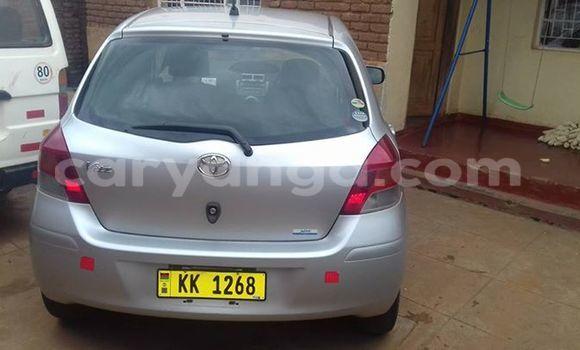 Buy Toyota Vitz Silver Car in Blantyre in Malawi