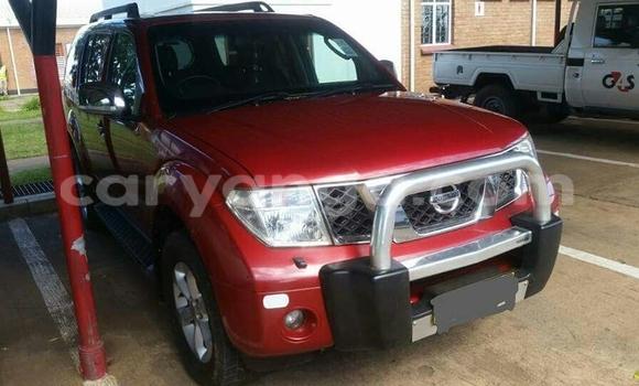 Buy Nissan Pathfinder Red Car in Blantyre in Malawi