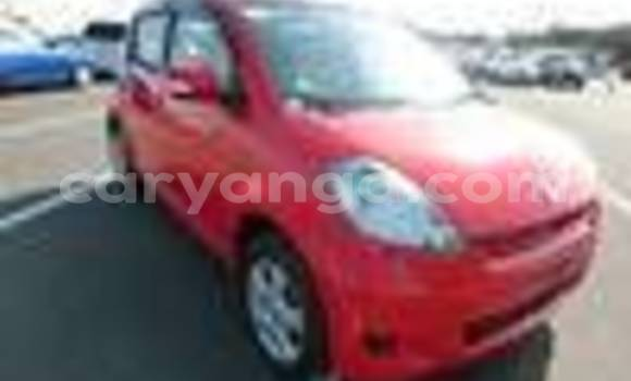 Buy Toyota Passo Red Car in Blantyre in Malawi