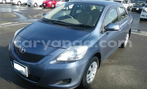 Buy Toyota bB Blue Car in Lilongwe in Malawi