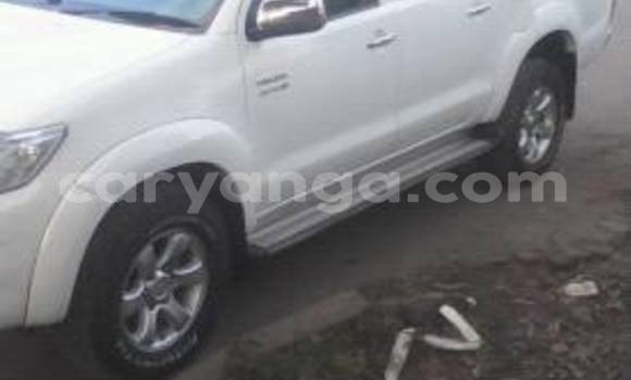 Buy Toyota Hilux White Car in Limbe in Malawi