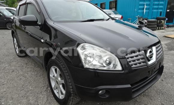 Buy Nissan Qashqai Black Car in Lilongwe in Malawi