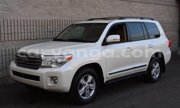 Buy Toyota Land Cruiser White Car in Limbe in Malawi