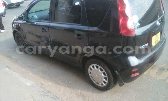 Buy Nissan Note Black Car in Limete in Malawi