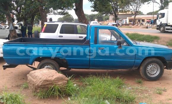 Buy Toyota Hilux Blue Car in Lilongwe in Malawi