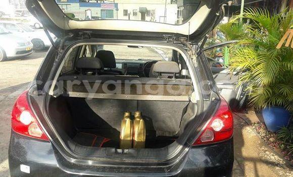 Buy Nissan Tilda Black Car in Limete in Malawi