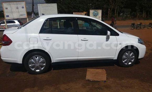 Buy Nissan Tilda White Car in Limete in Malawi