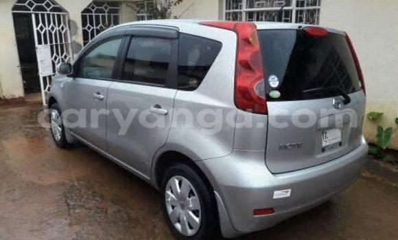 Buy Nissan Note Silver Car in Limete in Malawi