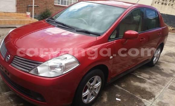 Buy Nissan Tilda Red Car in Limete in Malawi