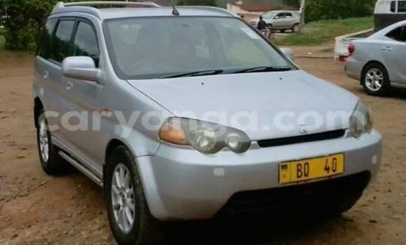 Buy Honda HR-V Silver Car in Limete in Malawi
