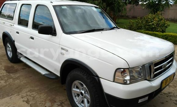 Buy Ford Ranger White Car in Limete in Malawi