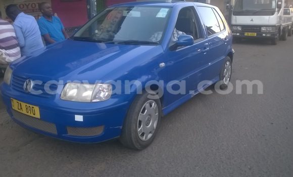 Buy Volkswagen Polo Blue Car in Limete in Malawi