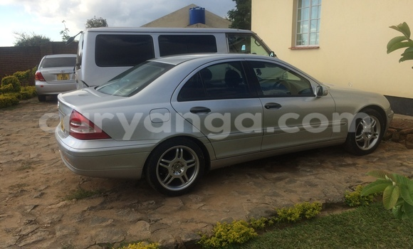 Buy Mercedes-Benz C-Class Silver Car in Blantyre in Malawi