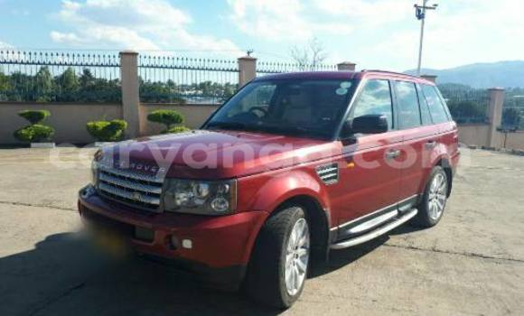 Buy Land Rover Range Rover Red Car in Limete in Malawi