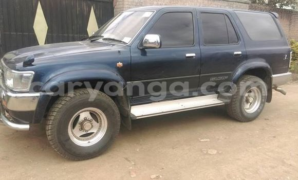 Buy Toyota Hilux Surf Blue Car in Limete in Malawi