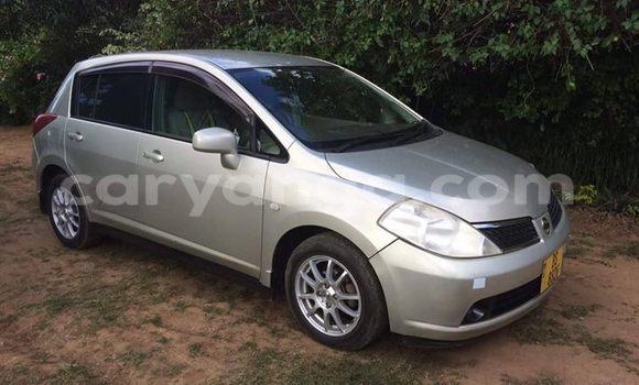 Buy Nissan Tilda Silver Car in Limete in Malawi